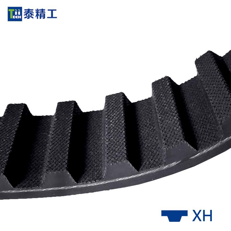 XH齿形同步带 橡胶同步传动带 高强度工业皮带 齿形皮带工厂