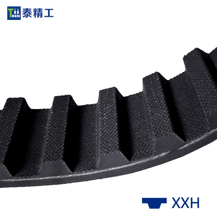 XXH齿形同步带 橡胶同步传动带 高强度工业皮带 齿形皮带工厂
