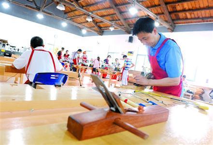 木工国家职业资格初级技能培训(含资格考试)