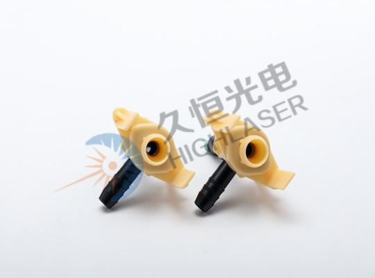 吸油组件激光塑料焊接