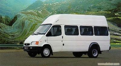 福田牌BJ5037XLJ-A2型旅居车尽享品质房车生活