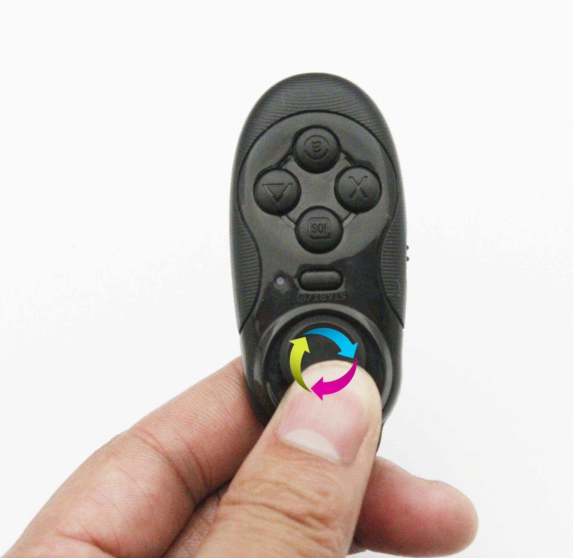 VR眼镜蓝牙游戏手柄 手柄迷彩游戏手柄 安卓手机通用