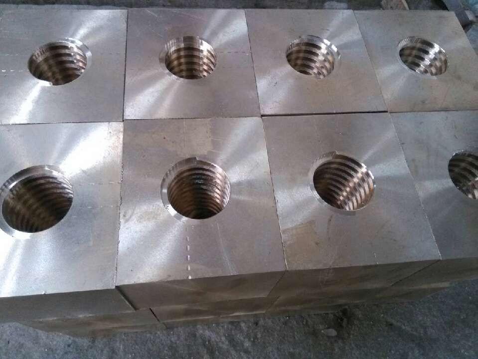 方形銅螺母