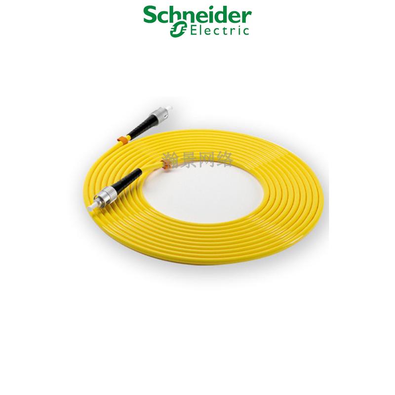 施耐德ST-ST单多模光纤跳线