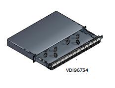 施耐德Multiplus光纤配线箱