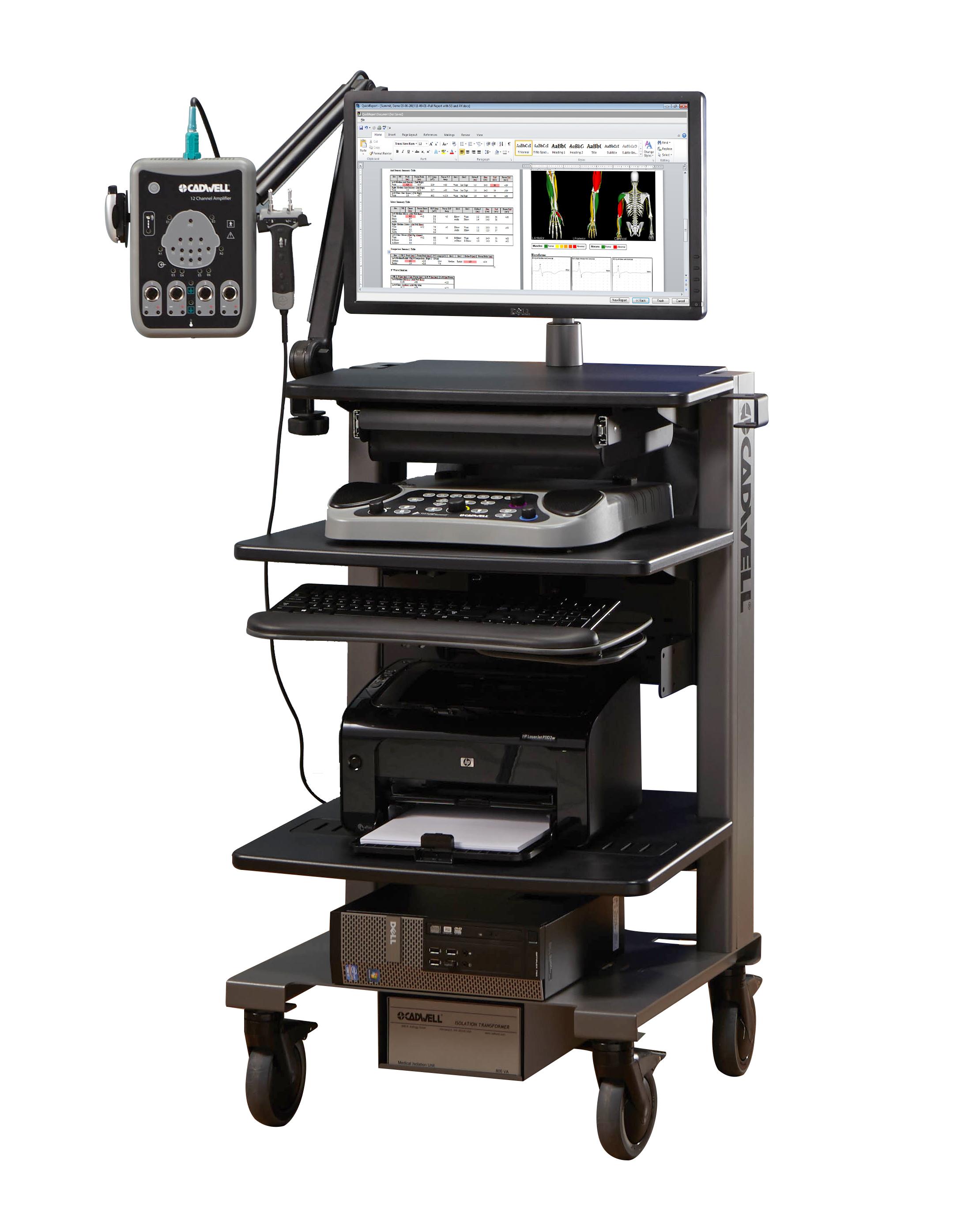 肌电诱发电位系统