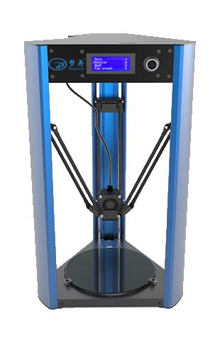 Dreamboat F180 并联臂3D打印机