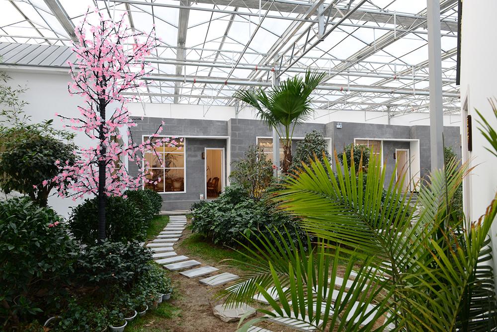 生态酒店工程项目
