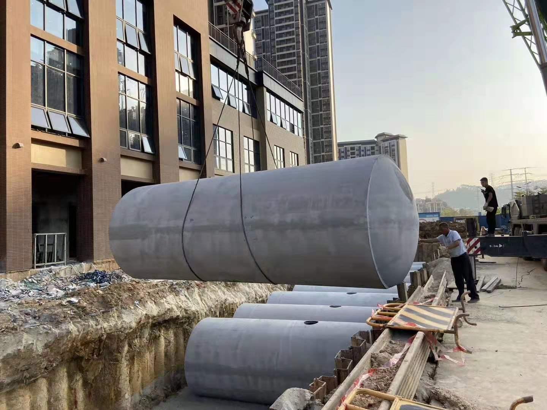 钢筋混凝土成品化粪池简单介绍