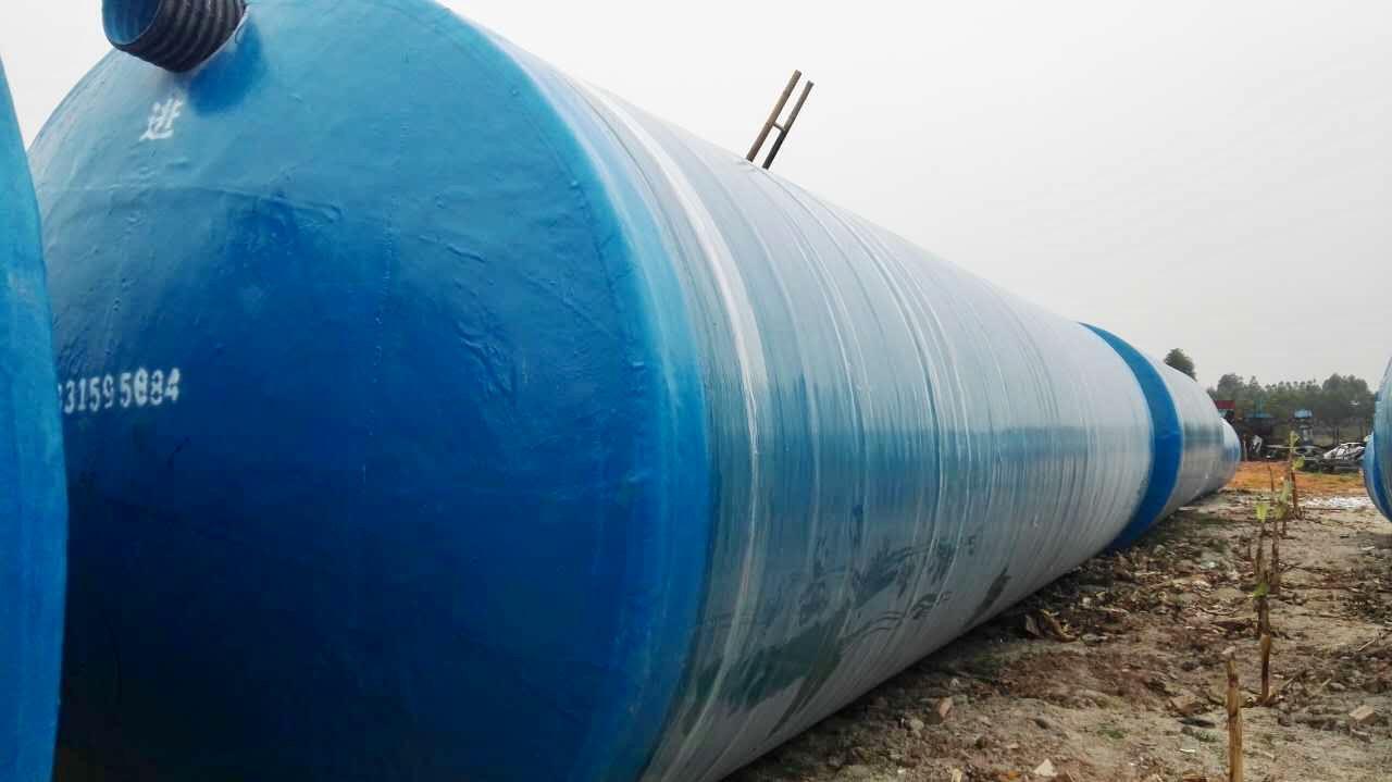 浅谈海南玻璃钢化粪池的材料应用(图1)