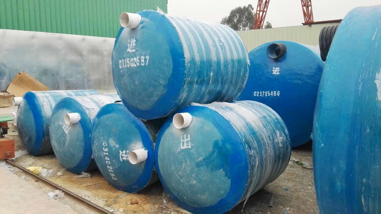 深圳玻璃钢隔油池
