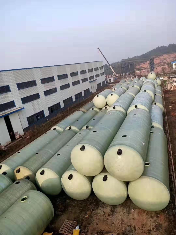 东莞玻璃钢化粪池厂家