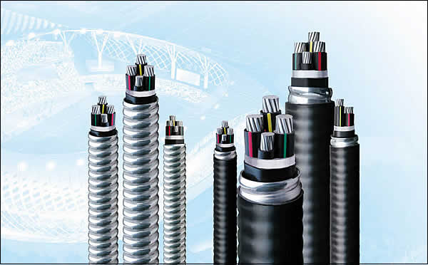 稀土铝合金电缆