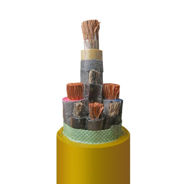 额定电压0.66/1.14kV及以下煤矿用移动橡套软电缆