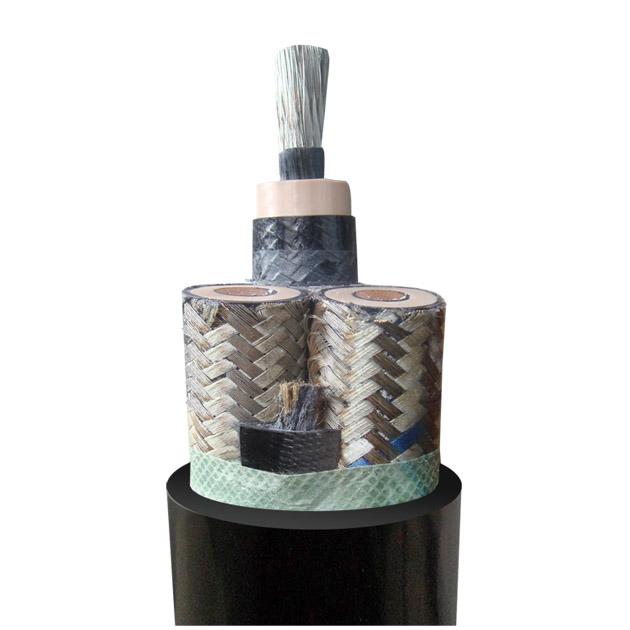 额定电压8.7/10kV及以下煤矿用移动屏蔽软电缆