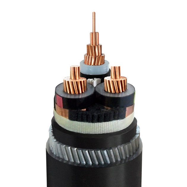 煤矿用额定电压10kV及以下铜芯固定敷设交联聚乙烯绝缘电力电缆