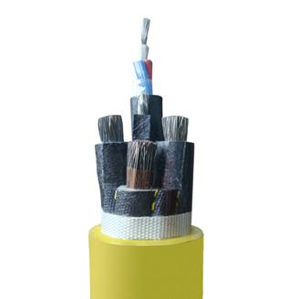 采煤机低烟低卤屏蔽橡套软电缆