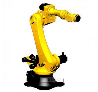 大型机械臂控制系统定制 伺服电机控制方案 手势控制方案