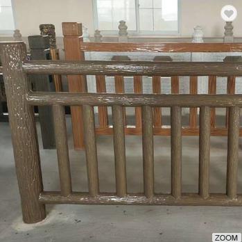 Plastic concrete fence mould for sale
