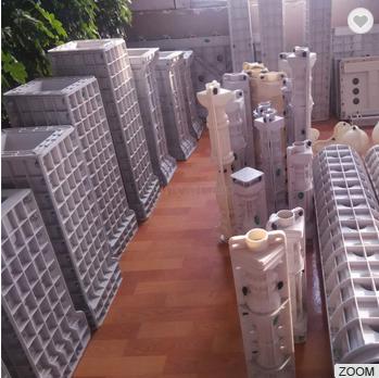 Plastic concrete Baluster mold