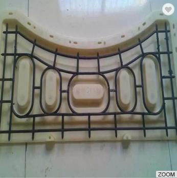 Concrete fence mould