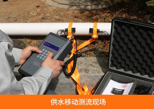 DS-WJP3便携式超声波流量计