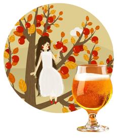 苹果树 西打酒
