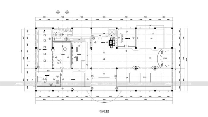 展厅设计施工图