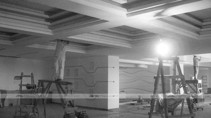 中山展厅装修施工