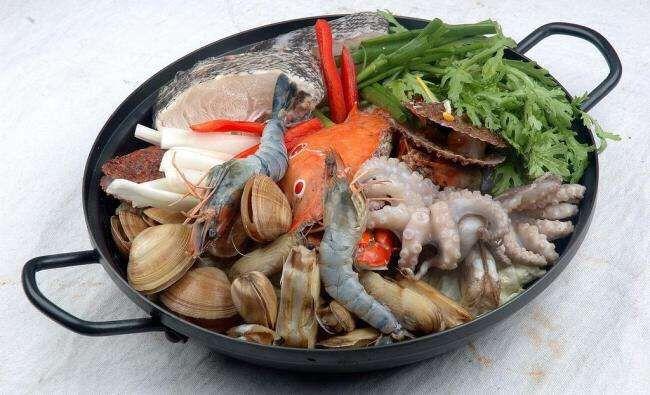 海鲜锅底粉料