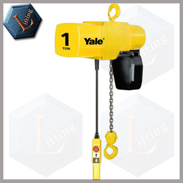 Yale电动葫芦_德国耶鲁电动葫芦YJL系列_耶鲁质保2年原装进口现货供应