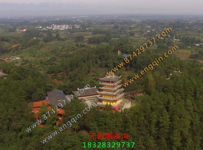 成都最年轻最大的人文纪念园红枫艺术陵园,白云寺红枫艺术陵园!