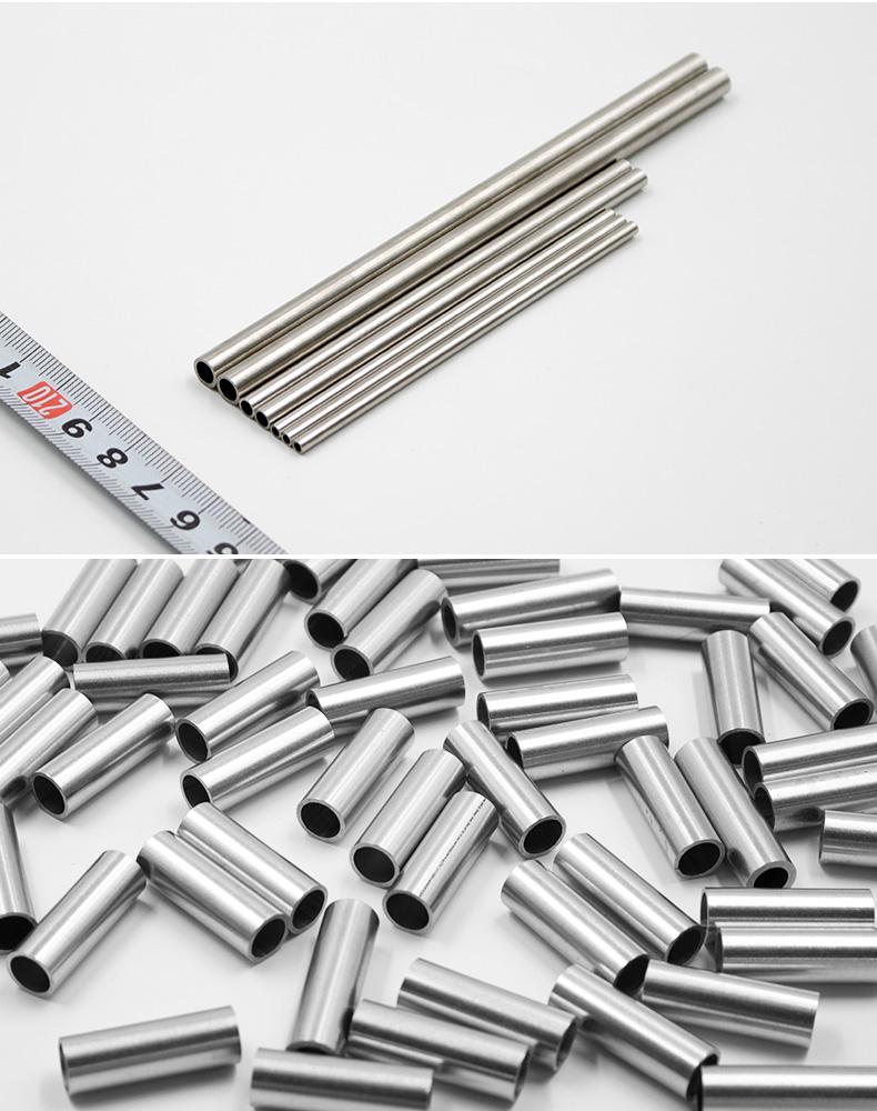 316L无缝精密不锈钢管 BA管 国产