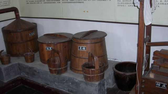 嘉定非物质文化遗产-郁金香酒酿造工艺