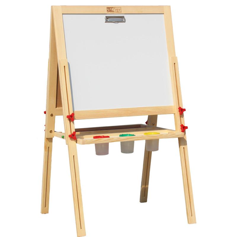 《木质三角画架,展板架》