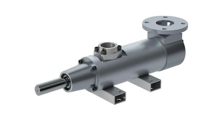 SMTU 系列螺杆泵