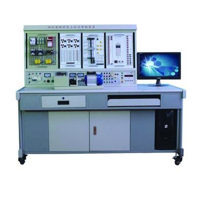 HKWK-99B型网孔型中级维修电工实训考核装置_维修电工实验台|维修电工实训考核装置厂家