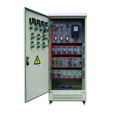 HK-87A型初级电工、电拖实训考核装置(柜式、双面)_电工电拖实训考核装置|维修电工实训考核装置
