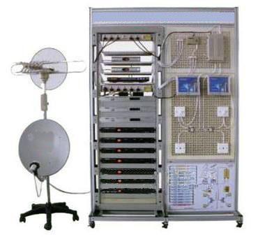 HK-T3B卫星有线电视系统实训装置_电视实训系统_有限电视实训