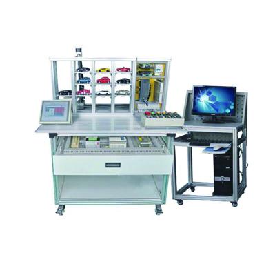 HKX-95F立体停车库实物教学实验装置_停车库实训_教学实验装置