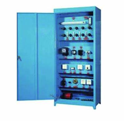 HKYZ-2型仪表及照明电路实训考核装置(柜式、两面双组型)