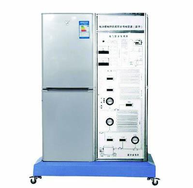 HKBX-2型 电冰箱制冷系统实训考核装置(直冷)