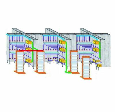 HKZB-4型智能网络布线实训系统
