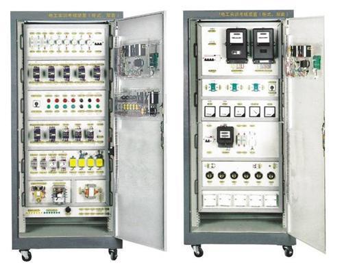 HKJW-2型电工实训考核装置(柜式、双面型)