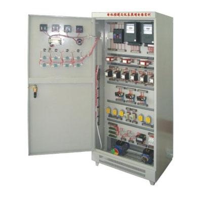 HKMZ-2型电机控制及仪表照明电路实训考核装置(柜式、双面)