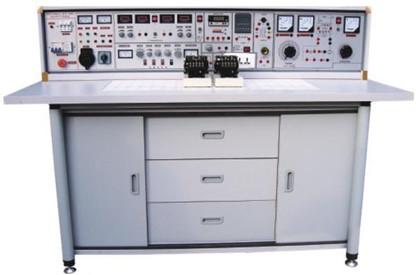 HKXK-745C电工电子电拖(带直流电机)技能实训与考核实验室成套设备