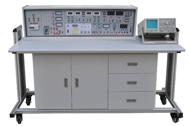 HKMD-209D高级电工实验台(带智能型功率表、功率因数表)