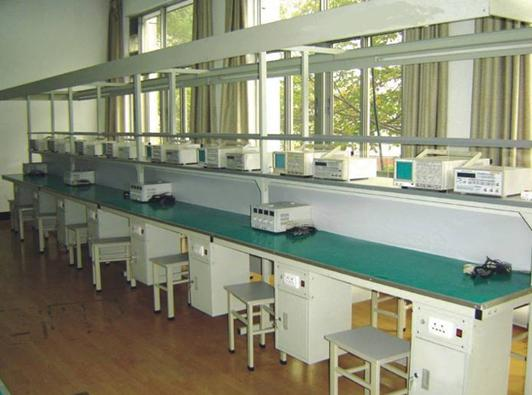 HKGY-01型电子产品生产流水线实训装置