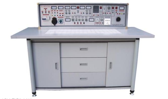 HKXK-745G通用电工电子电拖与电工电子电拖技能实训考核装置.电工电子电拖实验装置