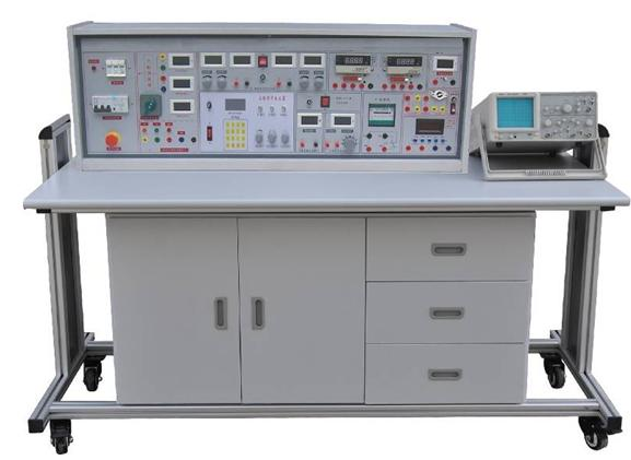 HKMD-209A高级电工模电数电电力拖动实验室成套设备